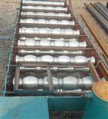 滄州自制液壓琉璃瓦壓瓦機