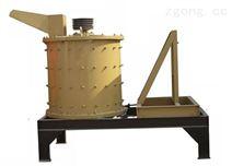 复合式破碎机在物料压制生产过程中效率高技术突出