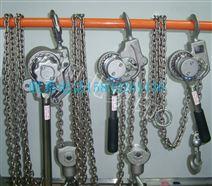 日本NGK手扳葫芦 铝合金NGK手扳葫芦自重轻一级代理供应