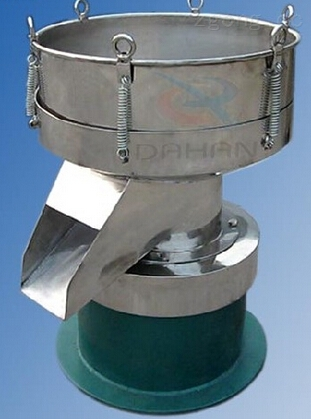小型筛粉机 高效过滤筛 多功能旋振筛子 450型低噪音振动筛批发