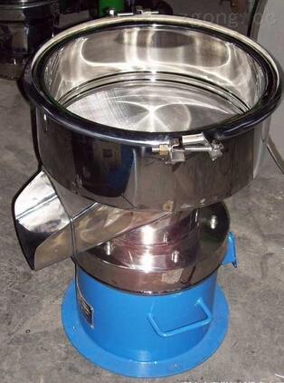 上海专业厂家生产 450型稠厚液体专用过滤筛选分机 粉体振震动筛