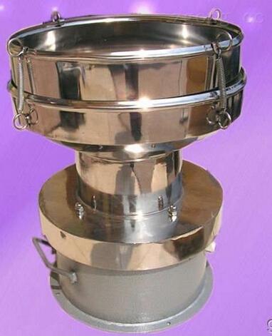 供应药液过滤设备 中西药液振动过滤筛机 304不锈钢材质 万达机械