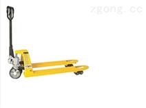2噸2米電動液壓堆高車/電動升高叉車/充電式半自動托盤升高裝卸車