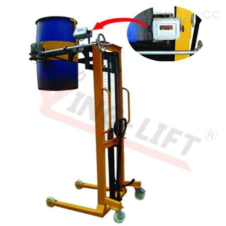 装卸200升铁桶设备