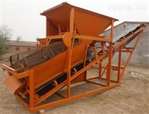 小型選礦設備 鑄造用滾筒型篩沙機 高效篩分設備 20型篩分設備