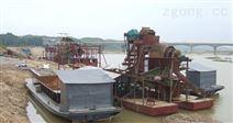 青州首家制造挖沙船厂家;抽沙船.青州晨盛挖沙船