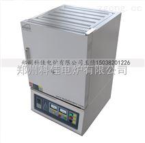 带观察窗口的高温箱式炉 硅钼棒加热箱式炉