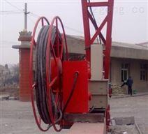 過孔式導電滑環,控制信號導電環,電纜卷筒集電環,孔徑25.4mm