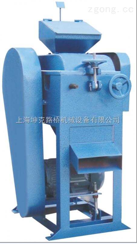 上海路桥厂家供应实验室双辊破碎机