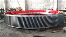 生產加工磨機大齒輪 球磨機配件 大齒輪廠家 大型鑄鋼件