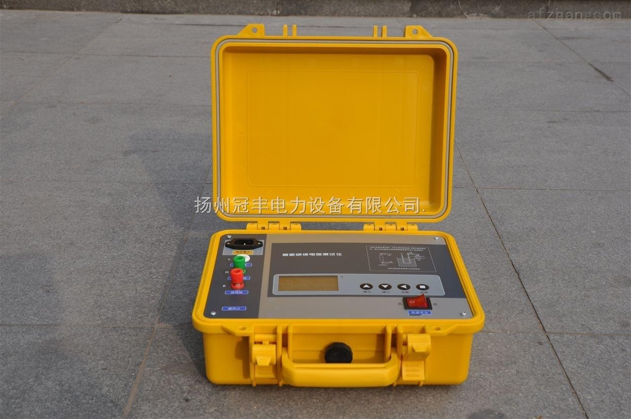 最新KZC30数字高压绝缘电阻测试仪 最新KZC30数字高压绝缘电阻测试仪功能及特点 1. 负载特性好。本仪器内部有一个稳定的直流500V/1000V/2500V/5000V高压发生器。 2. 测量时不须调零。使用简单、方便。 3. 计时准确。仪器在产生高压并进行测量的同时开始计时,所以读取的15S和60S、 10m绝缘电阻值准确。 4.