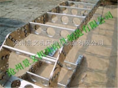 起重机承重型穿线钢制拖链厂家热销推荐