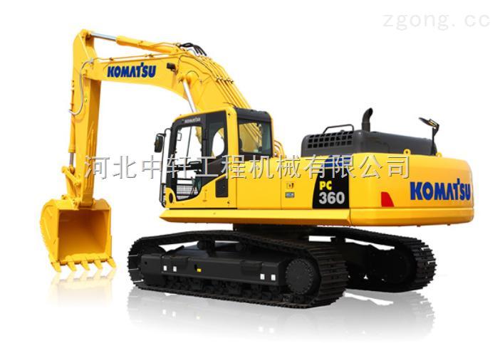 小松PC360-8M0挖掘机配件