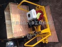 生產銷售電動仿形鐵路軌道拋光機礦山施工設備