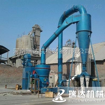 磨粉机械对资源的绿色开发