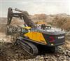 沃尔沃重型EC950EL挖掘机配件