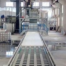 全自動fs復合外模保溫板設生產線