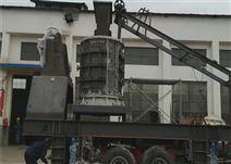 高效節能立式板錘制砂機  砂石料生產線