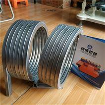 新疆大棚冷弯机 数控全自动大棚弯管机设备