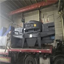 新型5x制砂机 大大提升砂石制造工艺流程