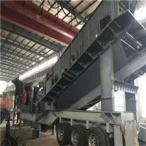 砂廠移動破碎站 流動式制砂生產線全套設備