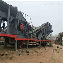 礦山機械設備移動破碎站  滿足不同需求客戶