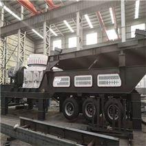 大產量移動打石生產線設備報價 移動破碎站