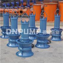 大流量下吸式QZB型潛水軸流泵