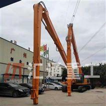廣東公路鐵路施工挖掘機打樁臂優惠促銷