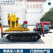 廠家直銷履帶式巖心鉆機 百米工程勘察設備