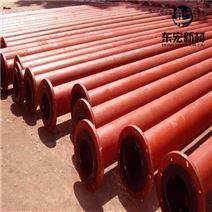 鶴壁市DN300鋼襯超高分子量聚乙烯耐磨管道