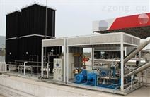 出售7成新LNG轉換CNG加氣站設備一套