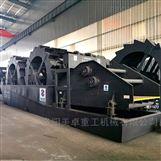 广东轮式洗砂机械设备报价多少