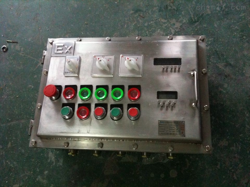 清洗机电控箱接线图