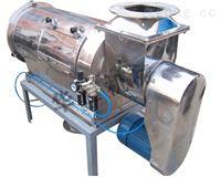 医药级专用筛选机卧式气流筛,满足GMP级标准的新乡高服震动筛机