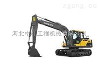 沃尔沃EC140DL履带式挖掘机配件