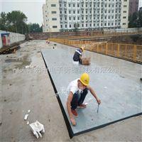 秦皇岛3x12m数字式汽车衡180吨地磅安装